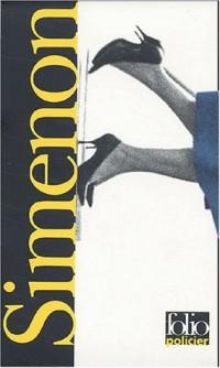Georges Simenon, coffret 5 volumes