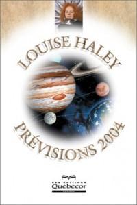 Prévision 2004