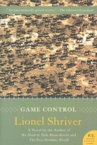 Game Control: A Novel
