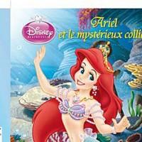 Ariel et le mystérieux collier, DISNEY MONDE ENCHANTE