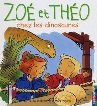 Zoé et Théo chez les dinosaures