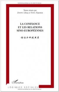 La confiance et les relations sino-européennes