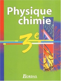 Physique-chimie, 3e