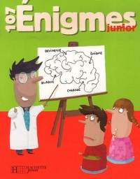 107 Enigmes junior