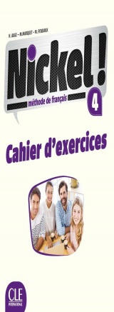 NICKEL NIV 4 EXERCICES + LIVRE