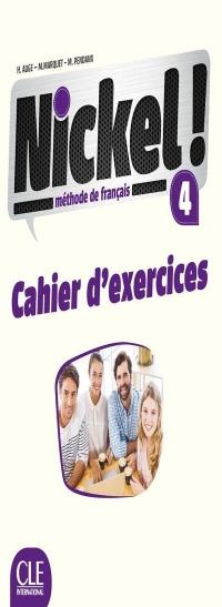 NICKEL NIV 4 EXERCICES + LIVRE