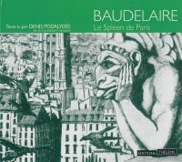 Le spleen de Paris (3CD audio)