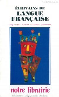 108- Ecrivains de Langue Française/ Afrique Noire - Maghreb - Caraïbes