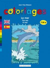 Coloriages la Mer