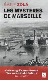 Les mystères de Marseille [Poche]