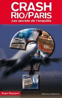 Mystere du Vol Air France Rio-Paris (le)