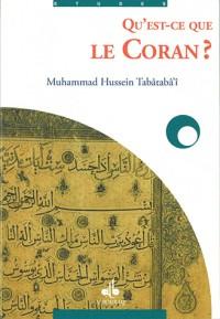Qu'est ce que le Coran ?