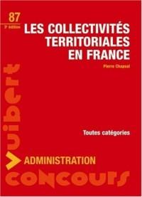 Les collectivités territoriales en France