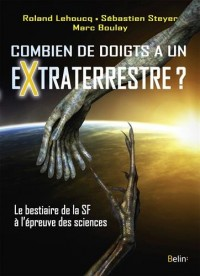 Combien de doigts a un extraterrestre ?
