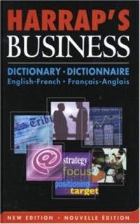 Harrap's Business : Anglais/français, français/anglais