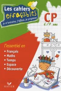 Les cahiers effaçables CP