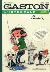 Gaston : Version originale (L'intégrale 1974-1977)