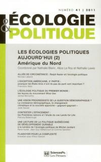 Ecologie et Politique N 41