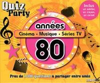 Coffret Quiz Generation Annees 80