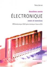 Electronique deuxième année BTS électronique, DUT génie électrique, Licence EEA