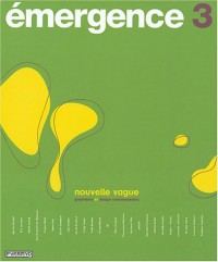 Emergence 3 : Graphisme et design contemporain