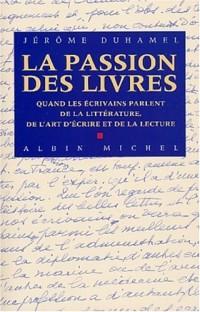 La Passion des livres