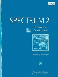 Spectrum 2 For Piano - Partitions
