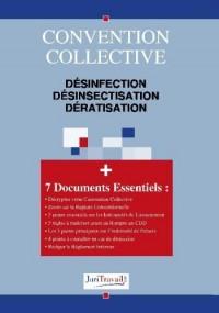 3260. Désinfection désinsectisation dératisation Convention collective