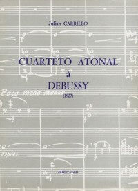 Cuarteto atonal a Debussy