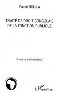 Traité de droit congolais de la fonction publique