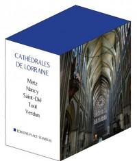 Coffret les Cathedrales de Lorraine