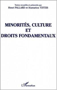 Minorités, culture et droits fondamentaux