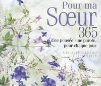 Calendrier Perpetuel 365 Jours pour Ma Soeur