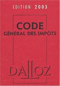 Code général des impôts