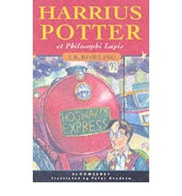 Harry Potter and the Philosopher's Stone (édition en latin)
