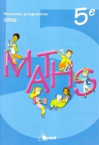 Mathématiques 5ème livre de l'élève programme 2006