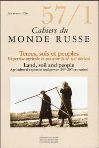 Cahiers du Monde Russe 57 1