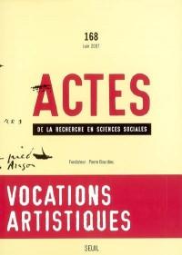 Actes de la Recherche 168