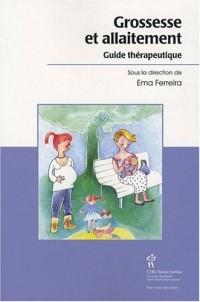 Grossesse et allaitement : Guide thérapeutique