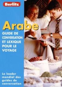 Guide de conversation et lexique pour le voyage : Arabe