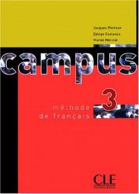 Campus 3 : Méthode de français