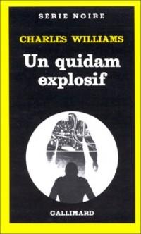 Un quidam explosif