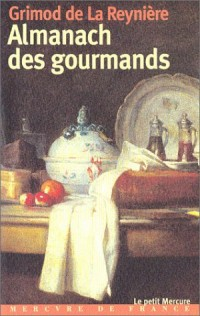 Almanach des gourmands