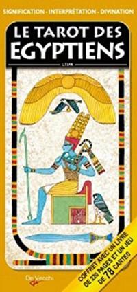 Tarot des égyptiens : Avec 78 cartes
