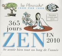 365 Jours Zen en 2010