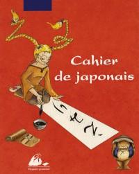 Cahier de japonais