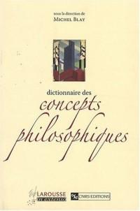 Dictionnaire des concepts philosophiques
