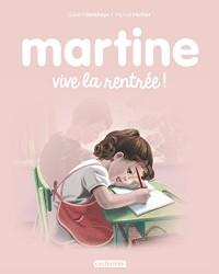Martine, Tome 5 : Vive la rentrée !
