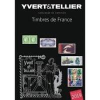 Catalogue de cotation des timbres de France 1849 à nos jours : Tome 1