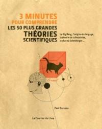 3 minutes pour comprendre les 50 plus grandes théories scientifiques